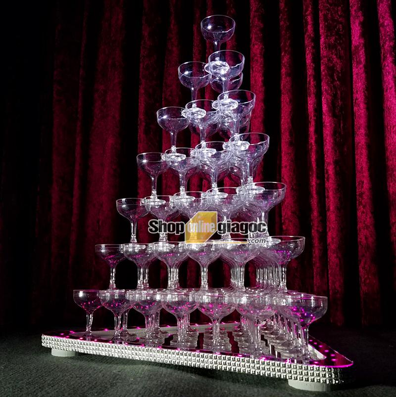 Tháp Ly Champagne VDTL11-A