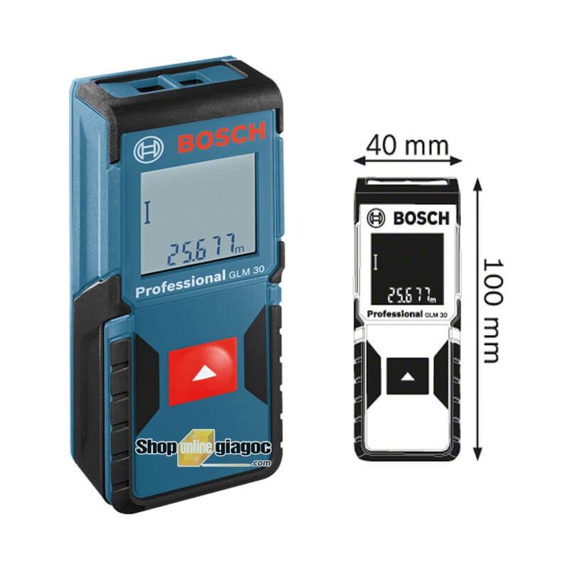 Máy Đo Khoảng Cách Laser Bosch GLM 30