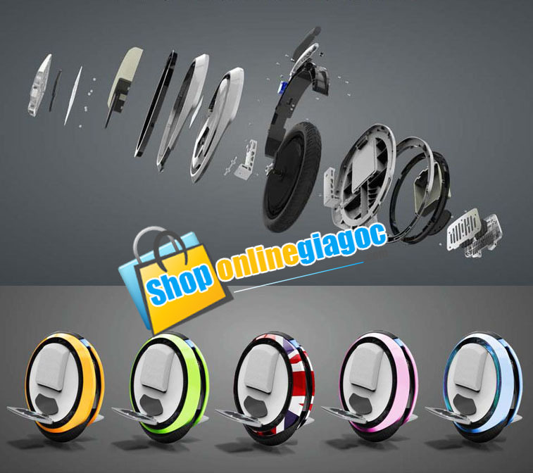 Free-Shipping-Hot-Sale-Self-Balance-Electric-Scooter-Ninebot-one-E-Model-One-Wheel-Max-speed