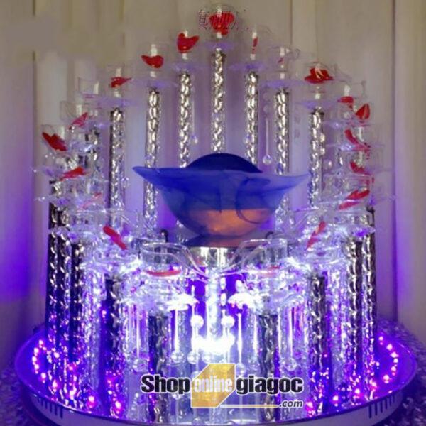 Tháp Ly Champagne VDTL07-C