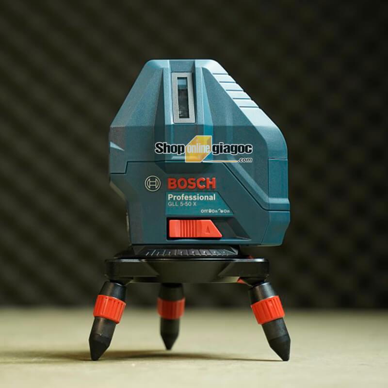 Máy cân mực laser Bosch GLL 5-50 X