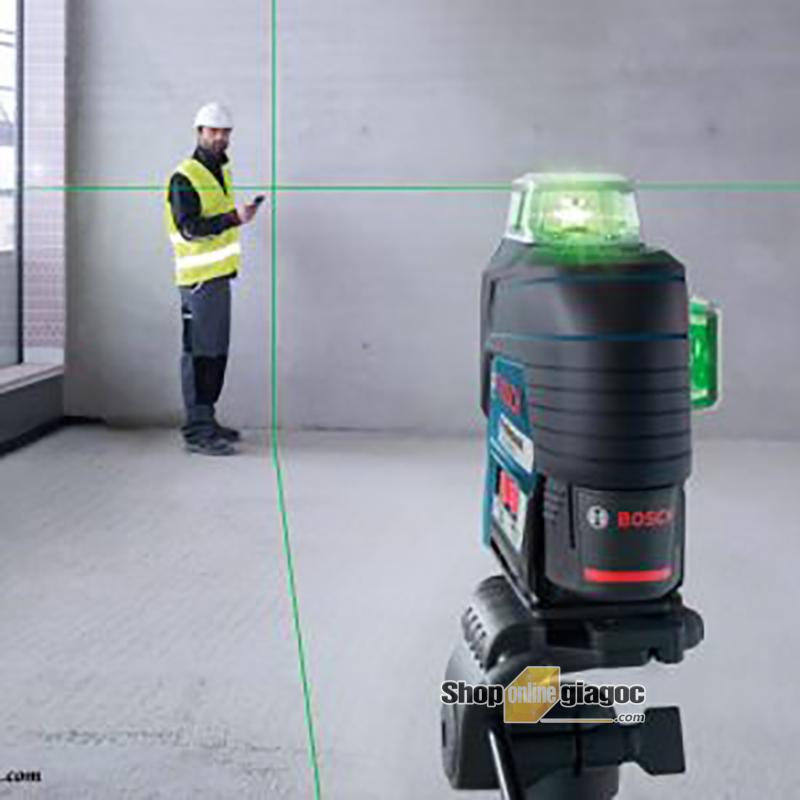 Máy cân mực Bosch GLL 3-80
