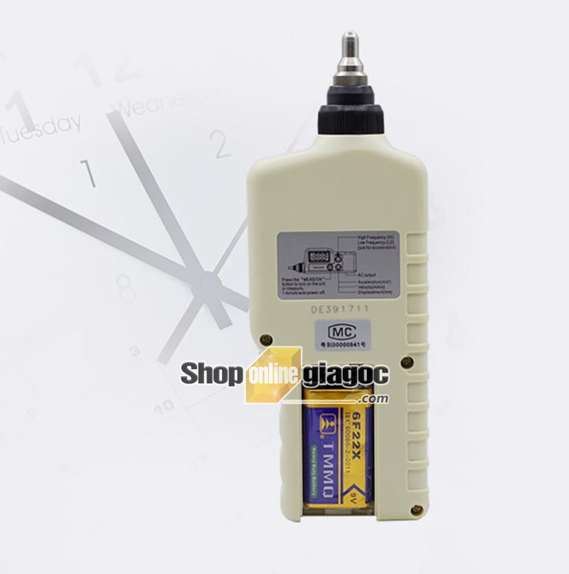 Máy đo độ rung GM63A