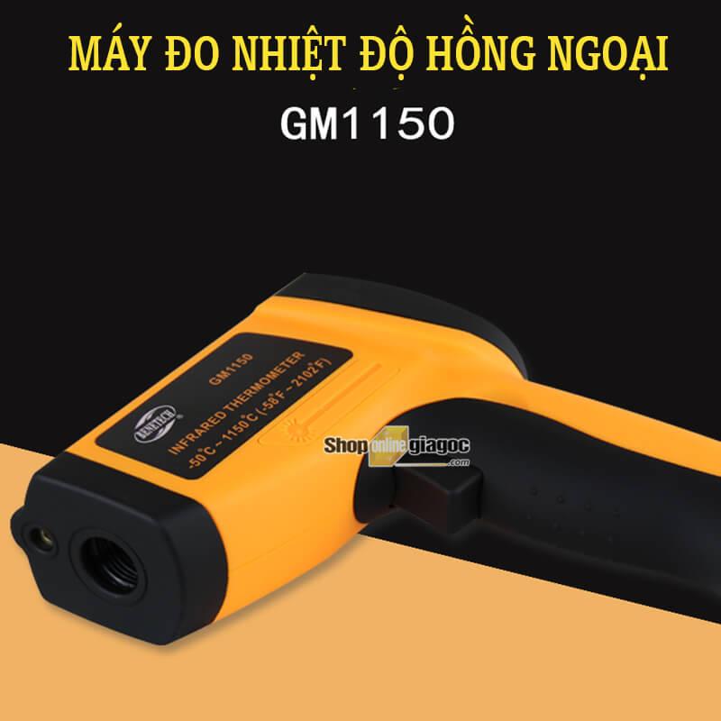 Máy Đo Nhiệt Độ Hồng Ngoại Dùng Trong Công Nghiệp GM1150