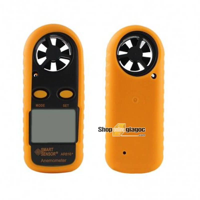 Máy Đo Tốc Độ Gió Smart Sensor AR816+
