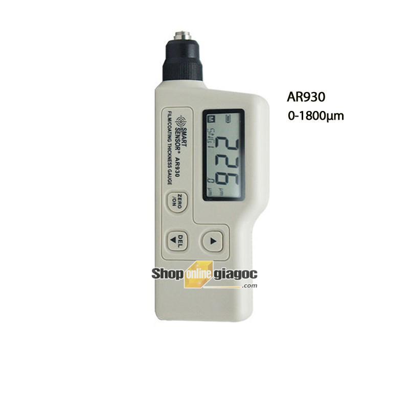 Máy Đo Độ Dày Lớp Phủ Smart Sensor AR930