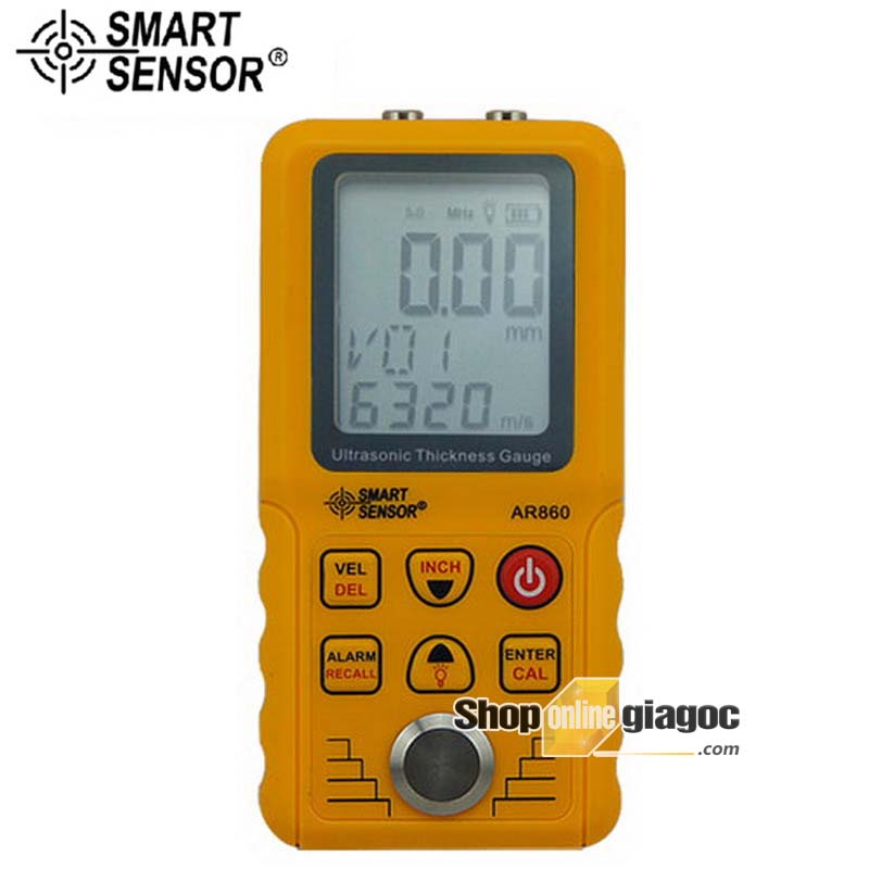 Máy đo độ dày kim loại Smart Sensor AR860