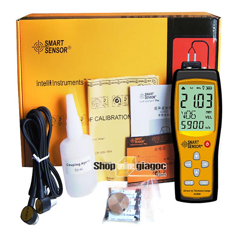 Máy đo độ dày kim loại Smart Sensor AS860
