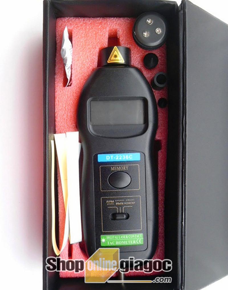 Máy đo tốc độ vòng quay DT2236B