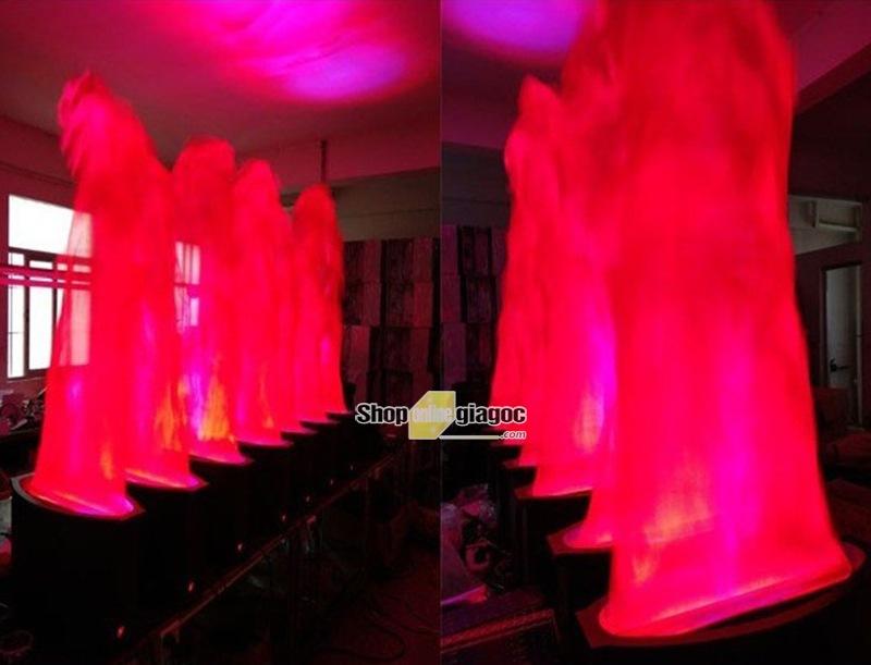 Máy Phun Lửa Giả Sân Khấu 36 Đèn Led (Điều Khiển DMX512)