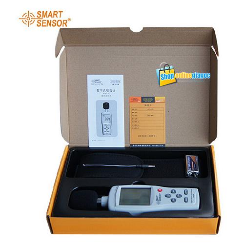 Máy Đo Độ Ồn Âm Thanh Smart Sensor AS824