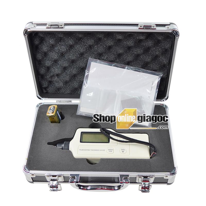 Máy đo độ dày kim loại Benetech GM220