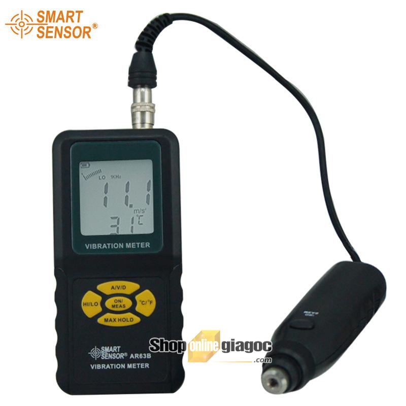 Máy đo độ rung AR63B