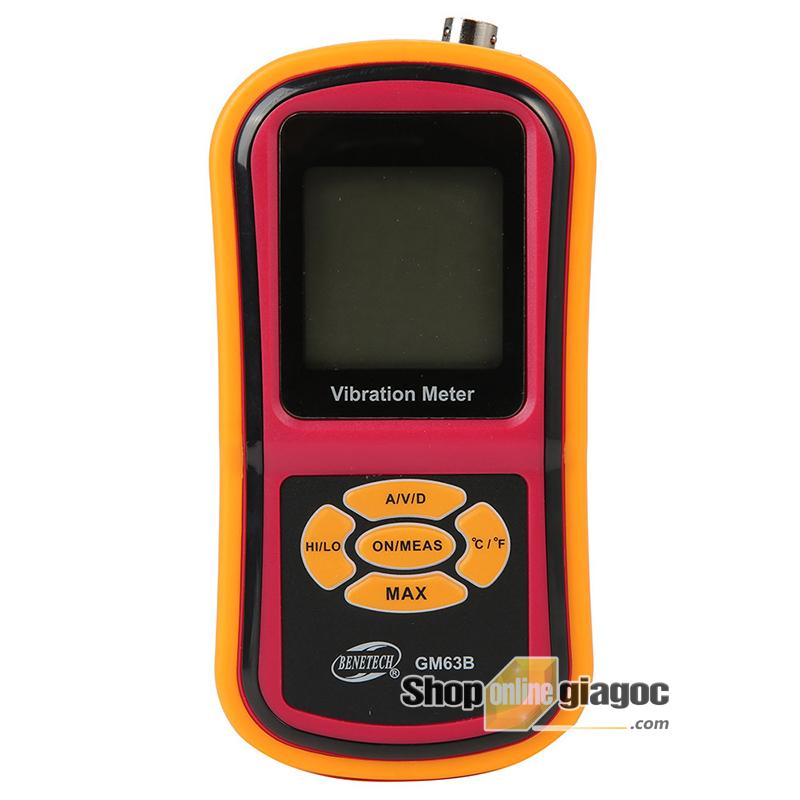 Máy đo độ rung GM63B