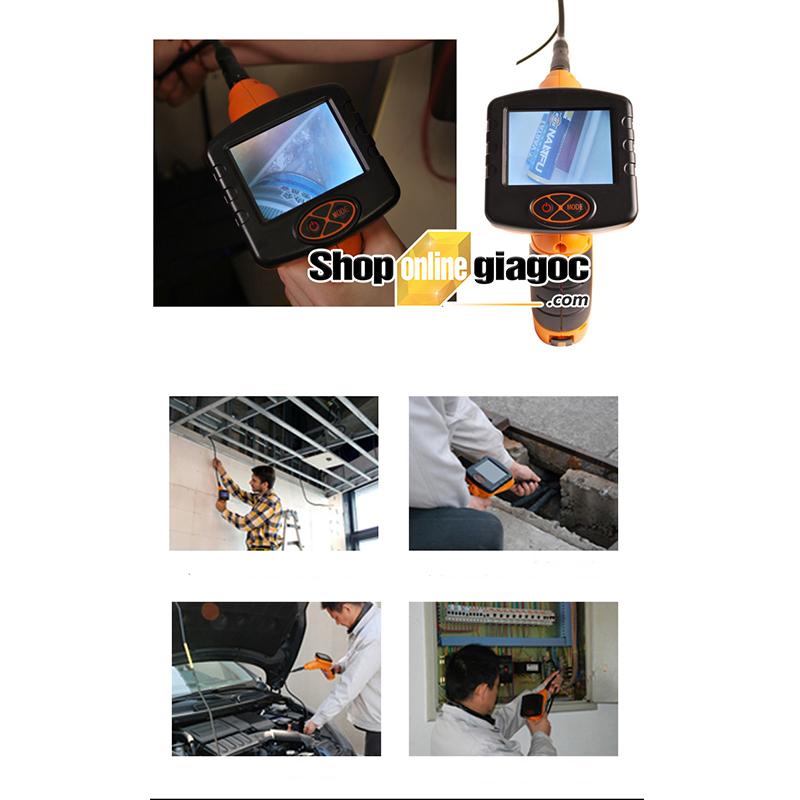 Camera Nội Soi Công Nghiệp Laser