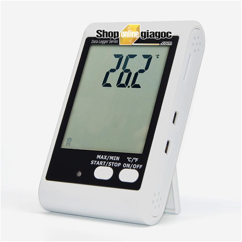 Nhiệt Ẩm Kế Tự Ghi tự động đo DWL-20 Theo TT BYT