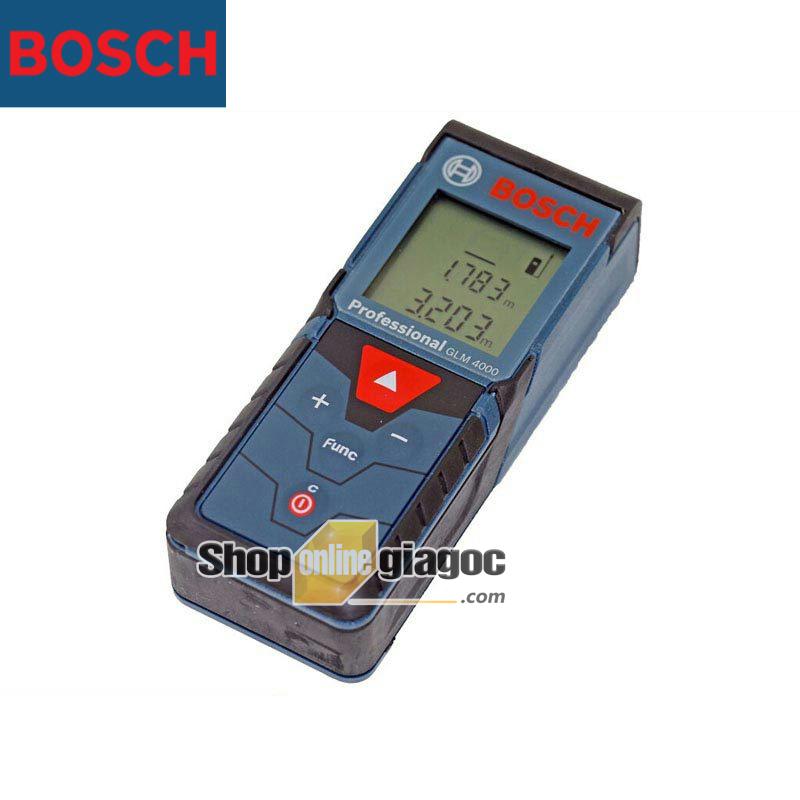 Máy đo khoảng cách Bosch GLM 4000