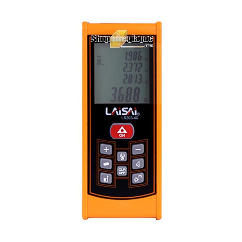 Máy đo khoảng cách Laisai LS203-40