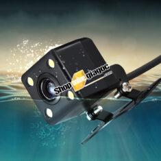 Camera Lùi Chống Nước Xe Ô tô 4 LED