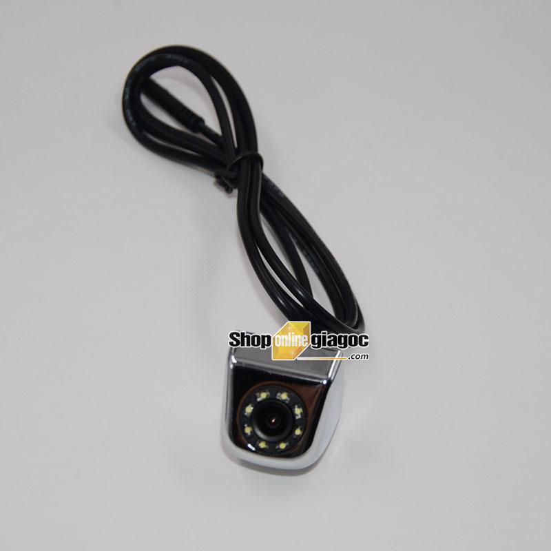 Camera Lùi Ô Tô Chống Nước Màu Sơn Theo Xe 8 LED