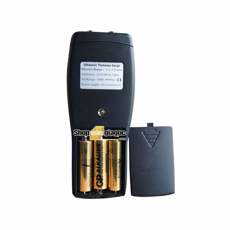 Máy Đo Độ Dày Kim Loại Smart Sensor AS850