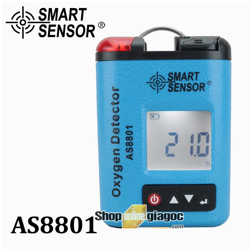 Máy Đo Nồng Độ Khí Oxy Smart Sensor AS8801
