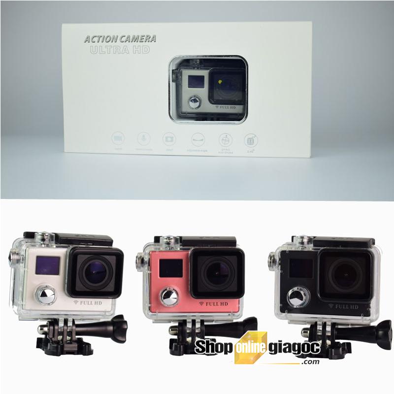 Camera Hành Trình Xe Máy Chống Nước Wifi