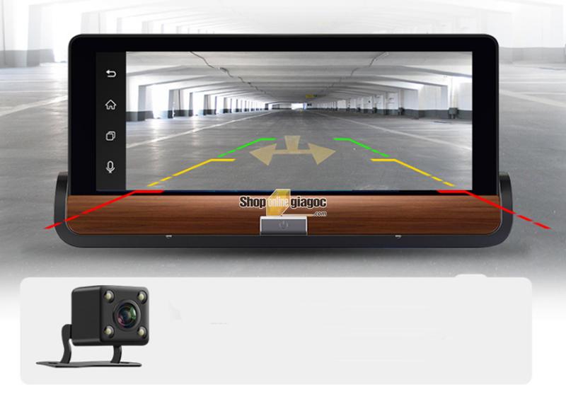 Camera Hành trình Android H99 7inch Wifi, dẫn đường