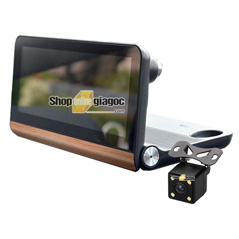 Camera Hành Trình Androi P58 8Inch 4G Phát Wifi, Quản Lý Xe Từ Xa