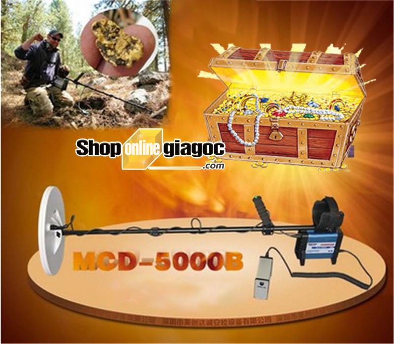 Máy dò vàng - dò kim loại MCD-5000B