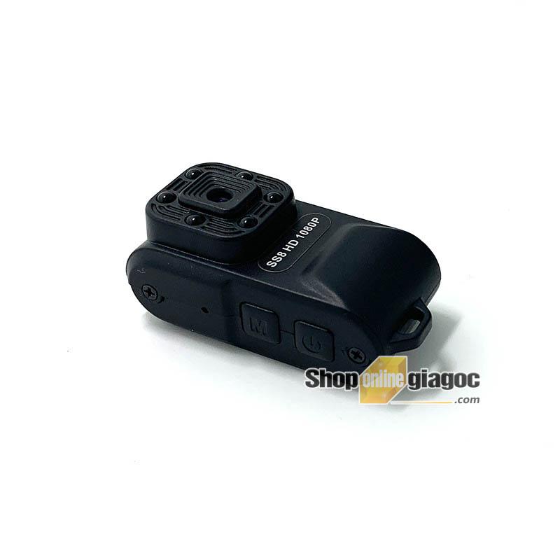 camera hành trình siêu nhỏ SS8