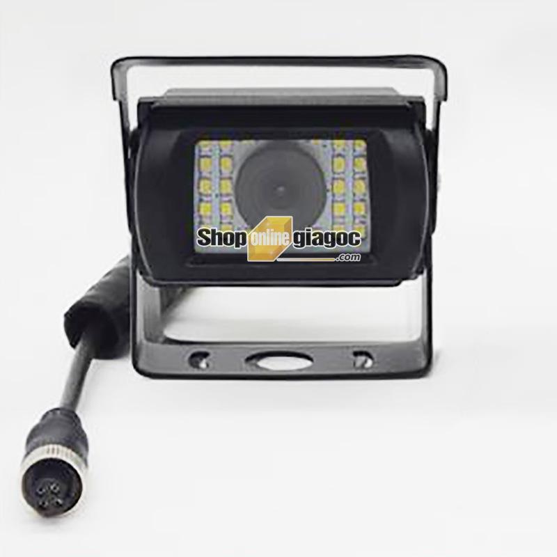 Camera Lùi Chống Nước Gắn Xe Tải 12-24V