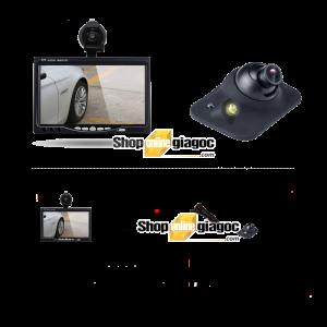 Combo camera cập lề ô tô + Màn hình 7in