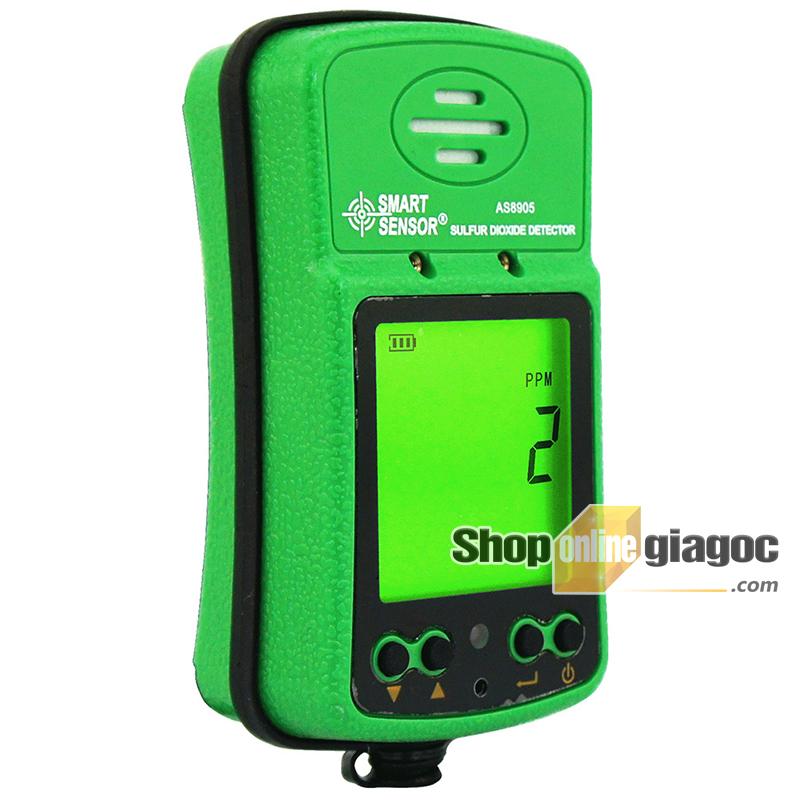Máy đo nồng độ lưu huỳnh dioxide AS8905