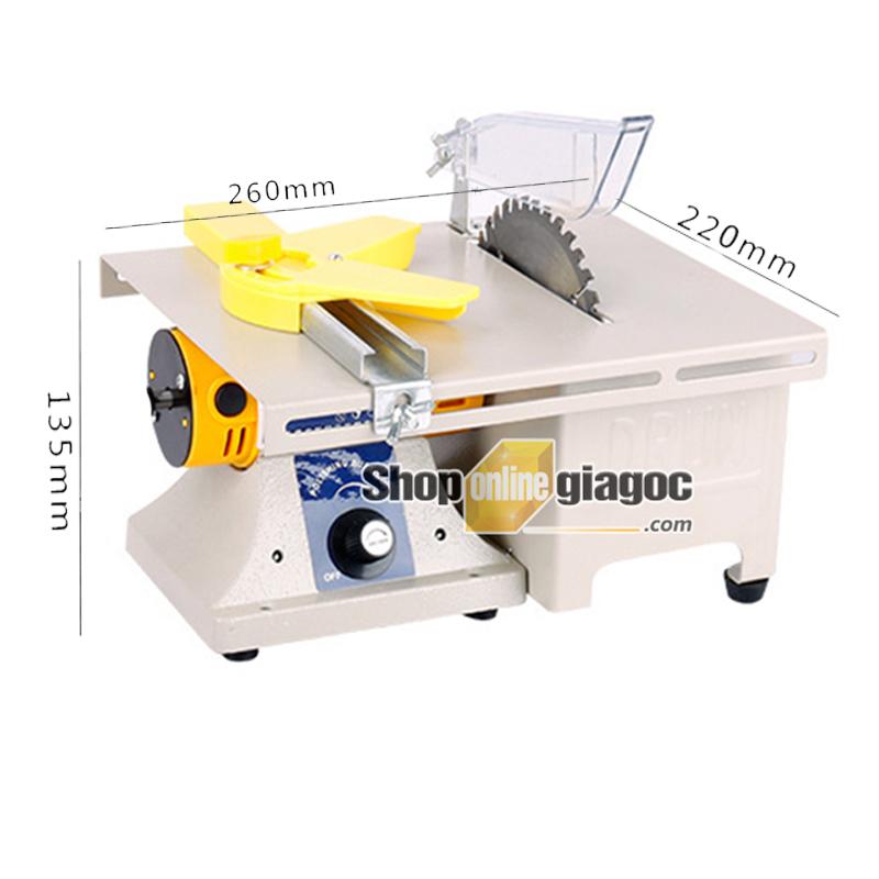 Máy chế biến gỗ liên hợp mini VDTM-1