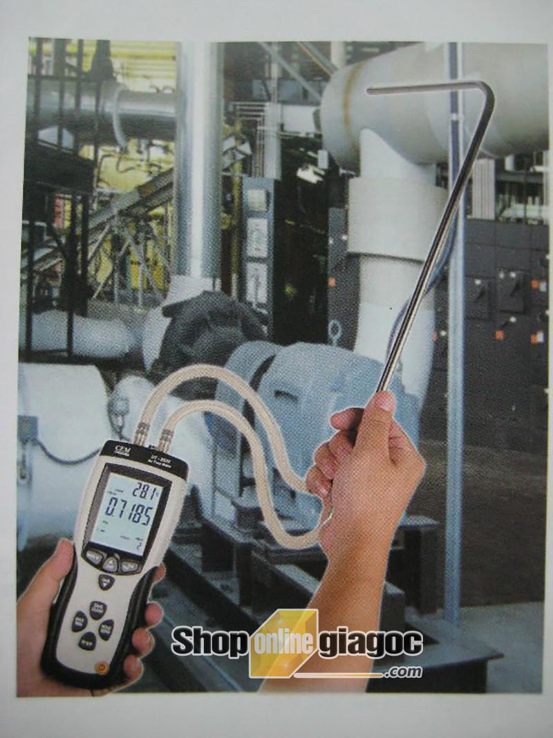 Máy đo tốc độ gió CEM DT-8920