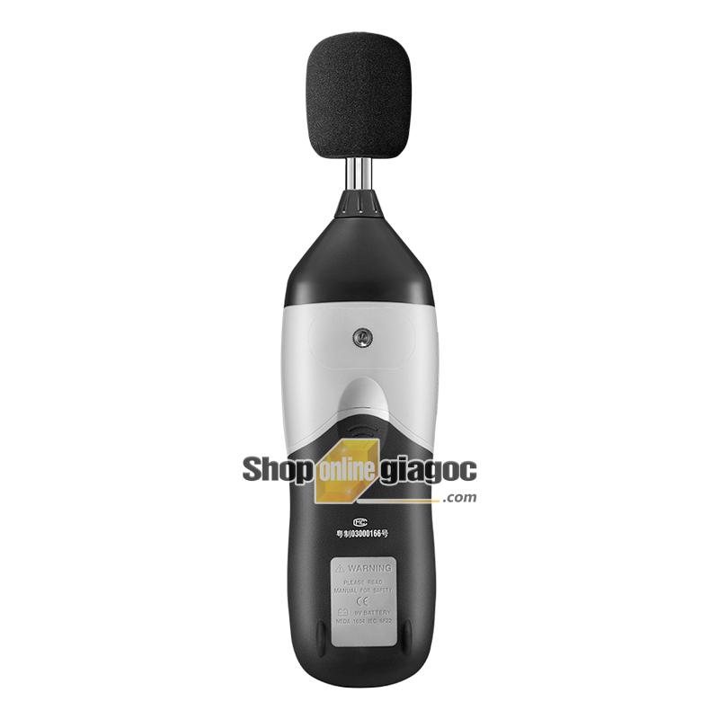 Máy đo độ ồn âm thanh CEM DT-8851