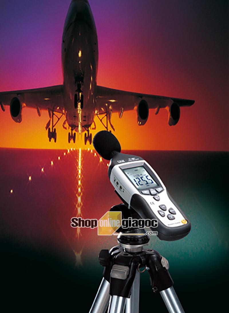Máy đo độ ồn âm thanh CEM DT-8852