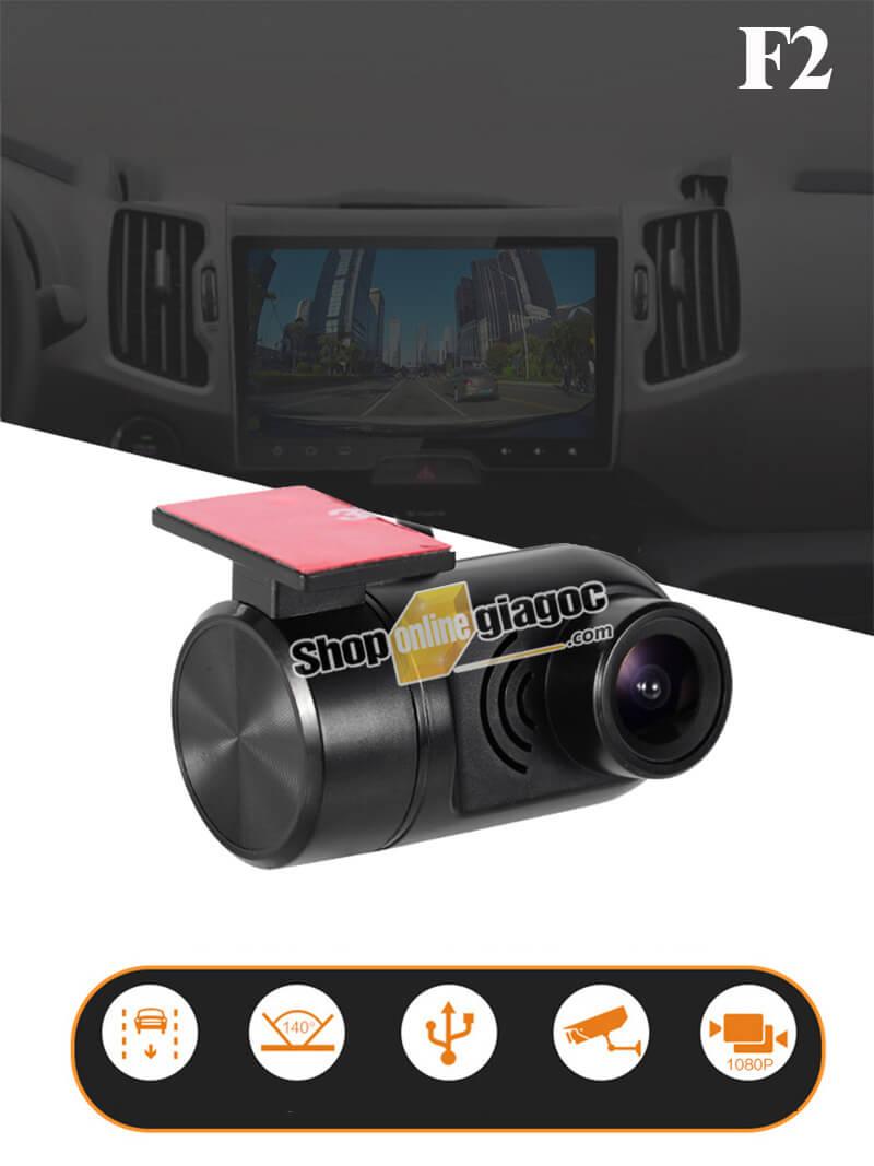 Camera Hành Trình Gắn Đầu Android Cảnh Báo Lấn Làn ADAS