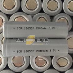 Cell Pin ICR 18650 2000mAh 20A