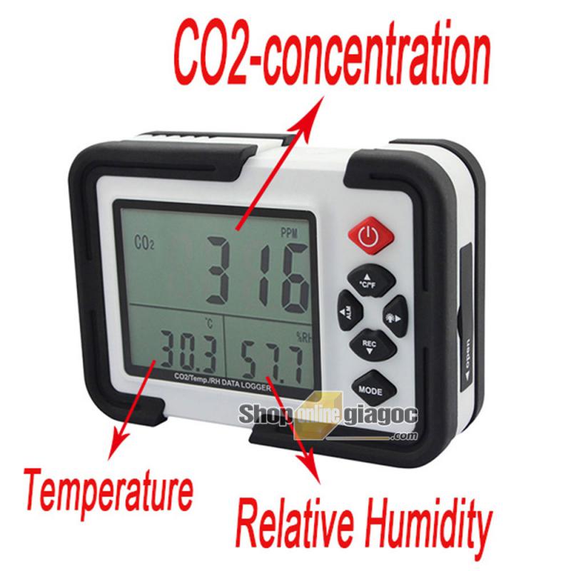 Máy Dò Carbon Dioxide Xinsite HT2000