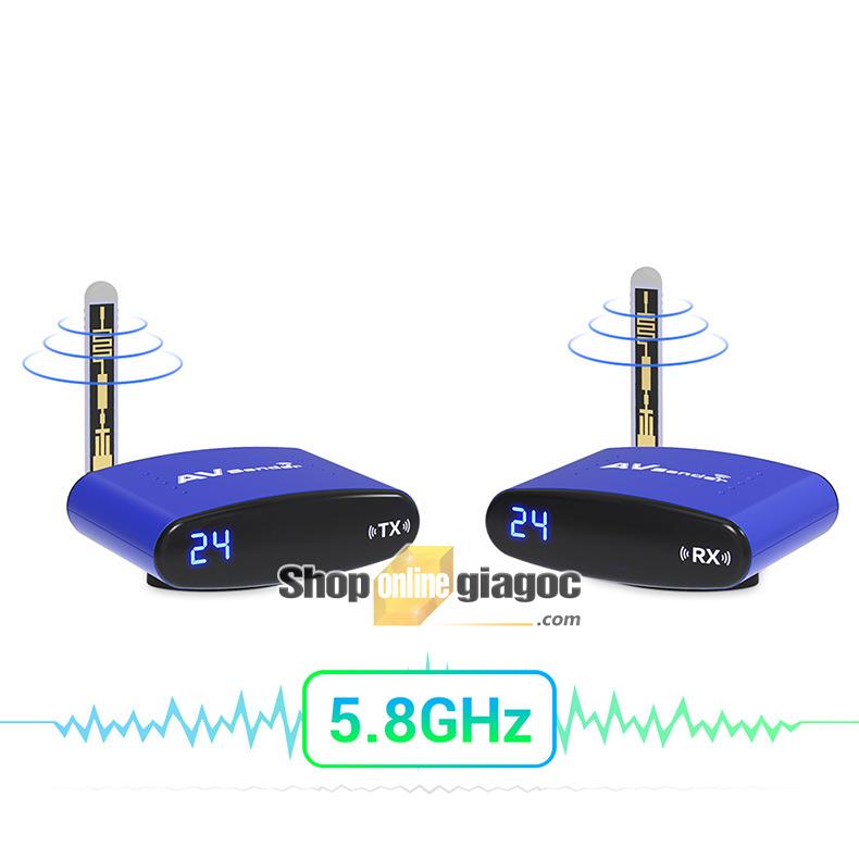 Thiết bị thu phát tín hiệu AV PAT-635