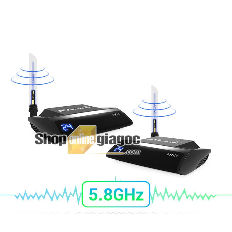 Thiết bị thu phát tín hiệu HDMI PAT-580