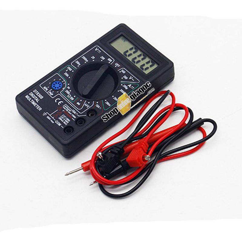 Đồng hồ vạn năng kỹ thuật số DT830B