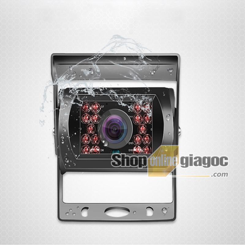 Combo 4 Camera Hành Trình Xe Tải