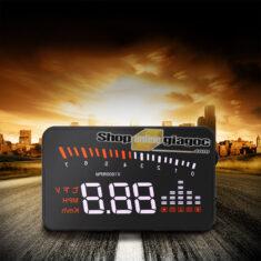 Hiển thị tốc độ trên kính lái HUD X5