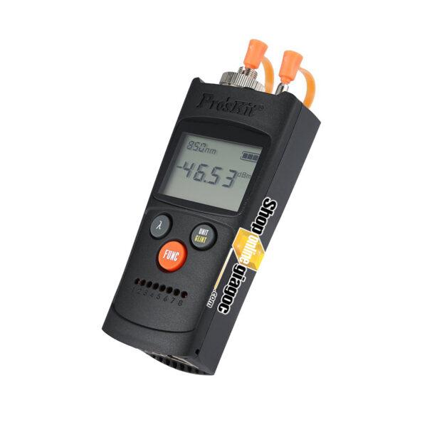 Máy đo công suất quang Pro'skit MT-7602-C 4 Trong 1