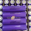 Cell Pin LG 18650 15-20A Dung Lượng 2200mAh