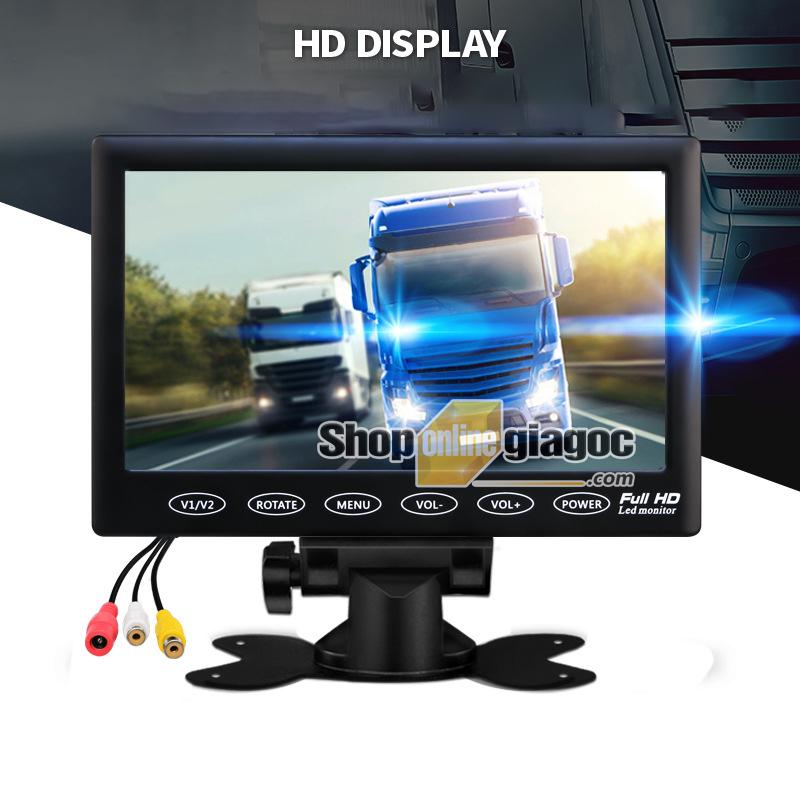 Màn Hình Taplo Ô Tô 7in AV HD 1280x600P