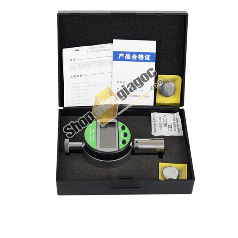 Máy Đo Độ Cứng Cao Su Cứng, Acrylic, Mica, Nhựa Dẻo, Tấm In, Sợi.. LX-D-Y